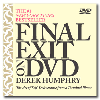 Final Exit Video on DVD by Derek Humphry