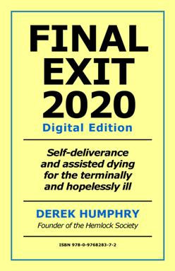 Final Exit 2020 [Digital Edition eBook] by Derek Humphry