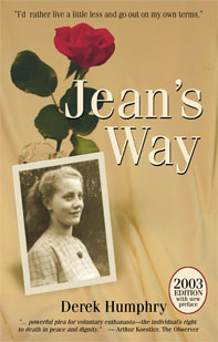 Jean's Way: A Love Story by Derek Humphry